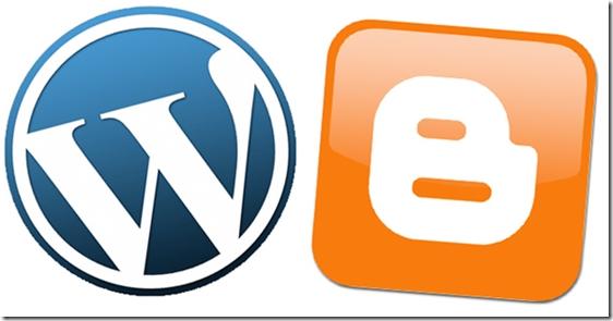 So sánh Blogger & Wordpress ưu điểm và hạn chế