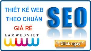 Mẫu thiết kế website đẹp giá rẻ