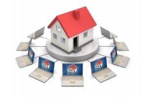 Mẫu thiết kế web bất động sản